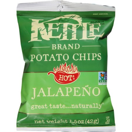 Kettle Chips Jalapeno Chips 1.5oz