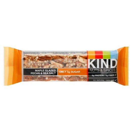 KIND Maple Glazed pecan & sea salt
