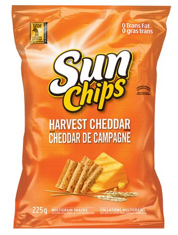 Sunchips Harvest Cheddar 1.5oz.