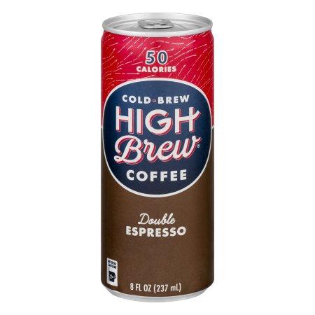 High Brew Double Espresso
