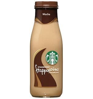 Starbucks Frappuccino- Mocha 9.5 oz.