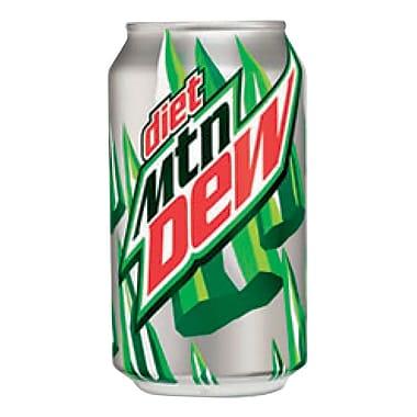 Diet Mountain Dew 12 oz