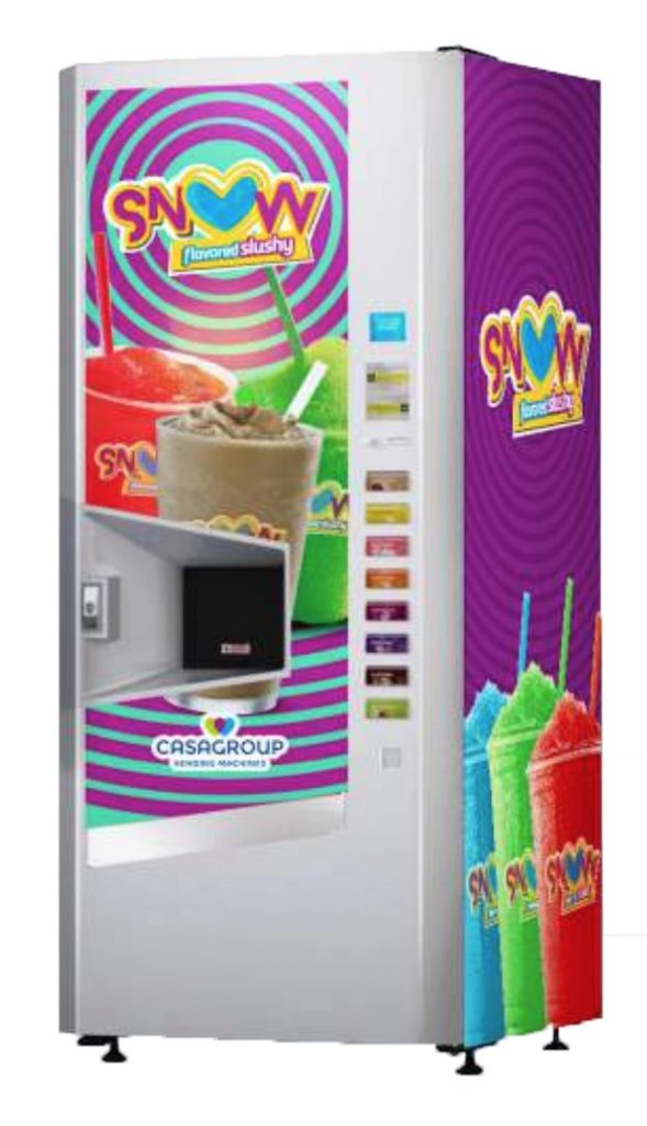 Snow Slushy Machine