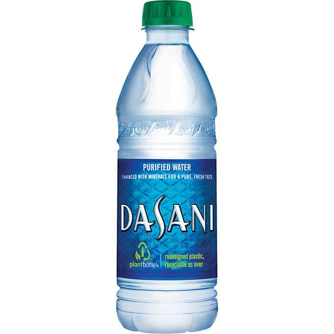 Dasani Purified Water 16.9 oz.